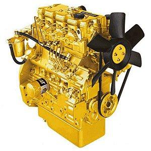 Cat-Equipment-Engine